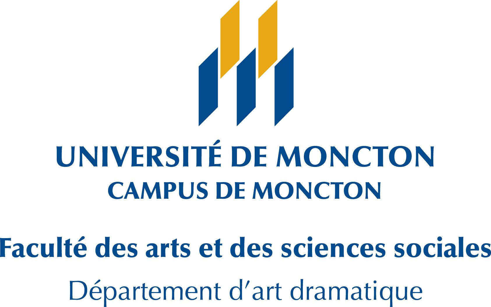 Universit de moncton for Art dramatique