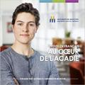 Étudier en français au coeur de l'Acadie