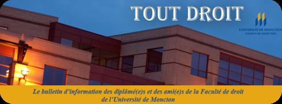 Faculé de droit - Université de Moncton