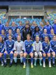 Équipe de Soccer féminin (2016-2017)