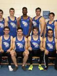 Équipe d'athlétisme masculin (2016-2017)