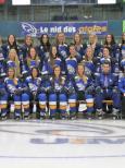 Équipe de Hockey féminin (2016-2017)