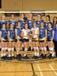 Équipe de Volleyball féminin (2016-2017)